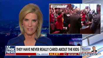 Ingraham: Democrats use kids as props in quest for control