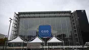 """Rom mit beispiellosem Sicherheitskonzept bei G20-Gipfel: """"Moment größter Anspannung"""""""