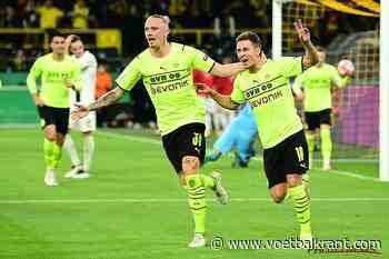 Eindelijk nog eens Thorgan-time bij Dortmund: Rode Duivel beslist match
