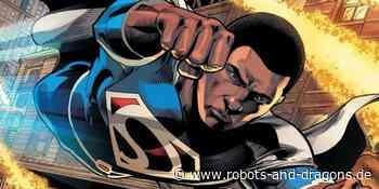 Val Zod: Darnell Metayer und Josh Peters schreiben den Superman-Film - Robots & Dragons