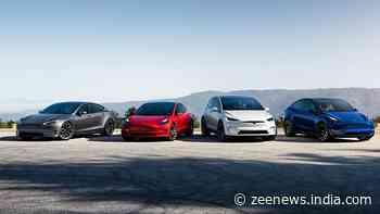 Tesla's market cap crosses $1 trillion; Surpasses combined value of top 5 automakers globally