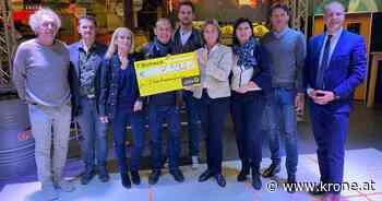360 CDs verkauft - DJ sammelte 7392 Euro für die Kinderkrebsforschung - Kronen Zeitung