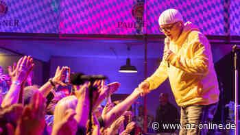 DJ Ötzi lässt mit Verspätung die Jabelmannhalle beben - az-online.de