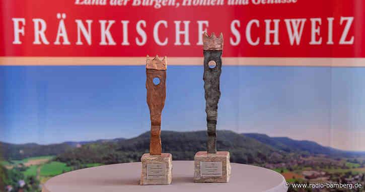 Tourismuskrone Fränkische Schweiz verliehen