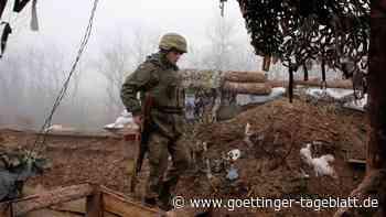 Ostukraine: Armee setzt erstmals Kampfdrohne ein - trotz Verbots