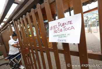 Guayaquil: La ciudadanía pide que no se toque el puente a Santay por el turismo - expreso.ec
