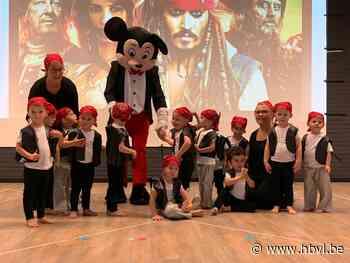 Grootouderfeest in basisschool Sint-Martinus