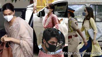 Nawab Malik vs Sameer Wankhede: Nawab Malik drags Deepika Padukone, Sara Ali Khan and Shraddha Kapoor into Bollywood drugs case