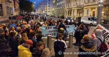 Climate activists occupy London Science Museum in protest against sponsorship deals