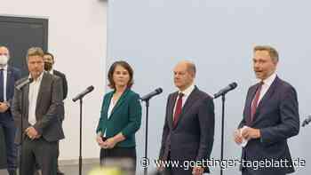 Ampelparteien starten Detailverhandlungen: Das ist die Ausgangslage
