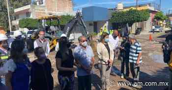 Obras Irapuato: Inicia mantenimiento mayor en colonia Las Arboledas - Periódico AM