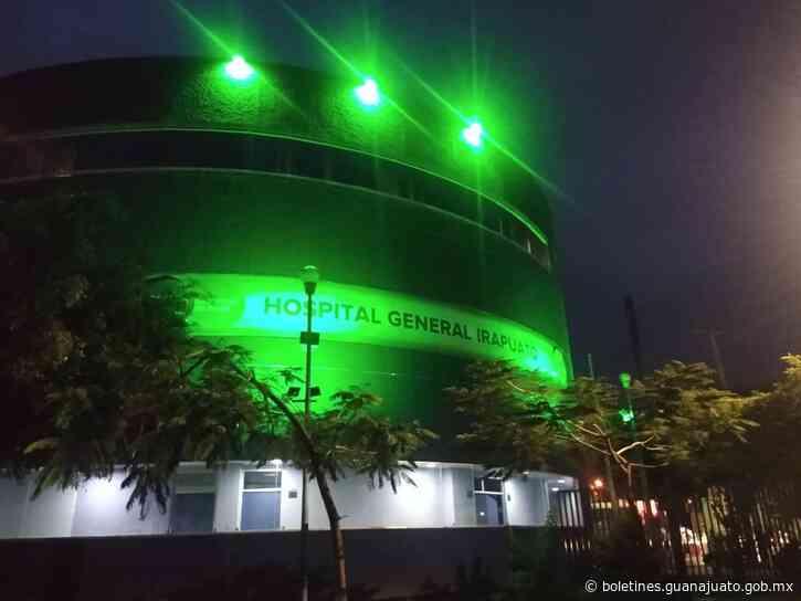 Hospital General de Irapuato activa el Código Vida. - Noticias Gobierno del Estado de Guanajuato