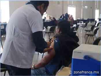 Irapuato: Poca afluencia en jornada extraordinaria de vacunación contra COVI-19 - Zona Franca