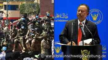 Putsch im Sudan: Entmachteter Regierungschef wieder zuhause