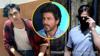 Shah Rukh Khan afraid of longer jail time for son Aryan Khan: Report