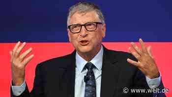 """Coronavirus: """"Das ist das Dümmste, was ich je gehört habe"""", sagt Bill Gates - DIE WELT"""