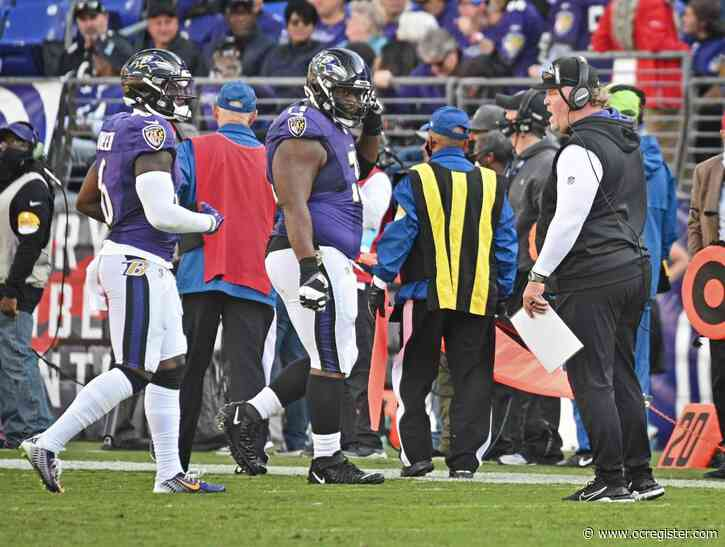 With position change, Ravens ILB Patrick Queen finds his footing — and maybe charts a new path