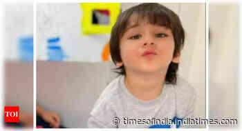 Pic of Taimur Ali Khan's lookalike goes viral
