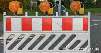 Bauarbeiten in Geisfeld: Ortsdurchfahrt für Durchgangsverkehr gesperrt