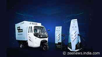 Euler launches HiLoad EV cargo 3-Wheeler in India at Rs 3.50 lakh, Gets 688 kg load capacity