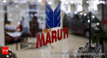 Maruti Q2 net dips 66% to Rs 487 crore