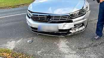 Drei Verletzte bei Kollision am Wolfsburger St.-Annen-Knoten
