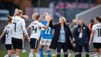 """DFB-Frauen """"brennen"""" auf EM-Auslosung"""