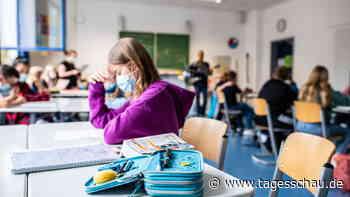 Coronavirus-Pandemie: ++ Lehrerverband für erneute Maskenpflicht ++ - tagesschau.de