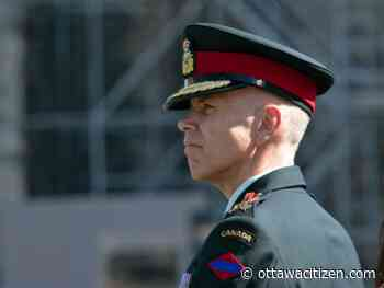 Military police refused to accept complaint against Canada's top soldier, alleged victim says