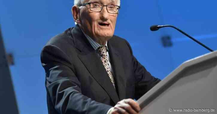 Evangelische Akademie Tutzing ehrt Philosoph Habermas