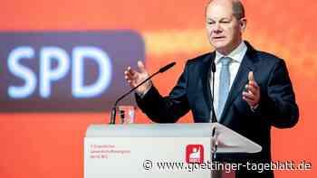 Scholz verspricht Tempo beim Umbau der Industrie in Deutschland hin zur Klimaneutralität
