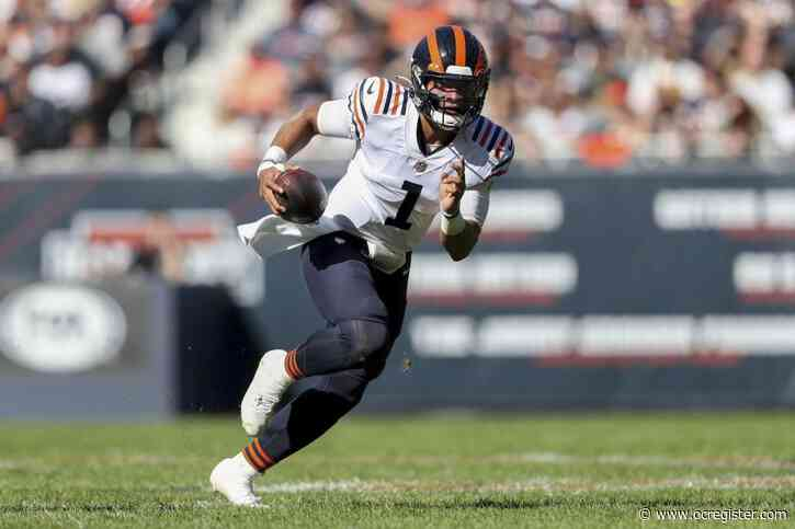 Week 7 recap: Justin Fields has 5 turnovers as the Chicago Bears are out of it early in a 38-3 loss to Tom Brady and the Tampa Bay Buccaneers