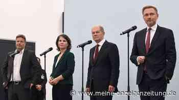 Ampel-Koalition: Das sind die Knackpunkte zwischen SPD, Grünen und FDP