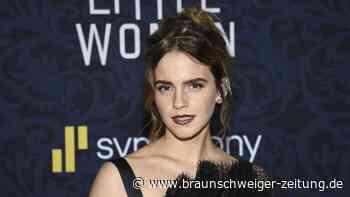 Emma Watson: Hinter der Kamera zu stehen, ist ermächtigend
