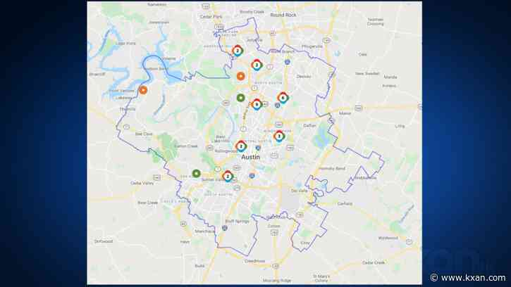 6,500 Austin Energy customers without power as strong storms pummel area