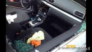 Mercato Nomentano: finestrini rotti e furti nelle auto in piazza