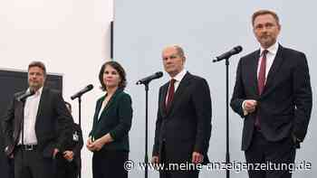 Ampel-Koalition: die Knackpunkte zwischen SPD, Grünen und FDP