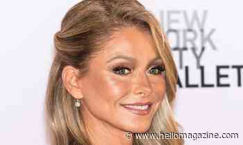 Kelly Ripa shares iconic transformation photo ahead of Live's Halloween special