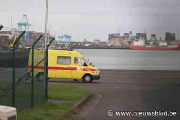 """Bootje met vluchtelingen gered voor kust van Zeebrugge: """"Ze belden zelf hulpdiensten omdat ze al twee dagen op drift waren"""""""