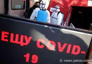 Bulgaria hits record high daily coronavirus cases, hospitals stretched - Yahoo News