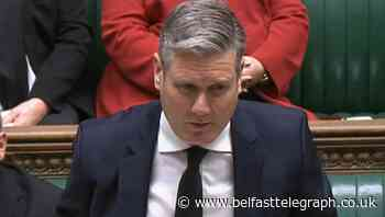Starmer pulls out of Budget after testing positive for Covid
