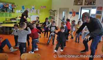 La Harmoye. Les écoliers en concert partagé - maville.com