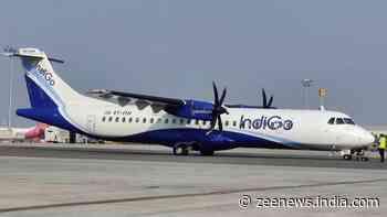 IndiGo operates maiden Shillong-Dibrugarh direct flight under UDAN connectivity, Deploys ATR 72