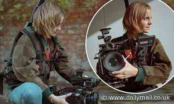 Emma Watson hints at a career behind the lens as she reveals she finds camerawork 'empowering'