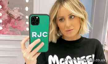 Publicity queen Roxy Jacenko shows off her dramatic new look