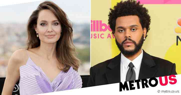 Angelina Jolie expertly dodges question about The Weeknd amid dating rumors