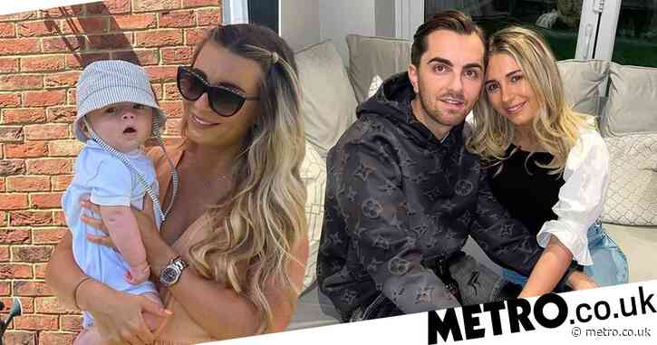 Dani Dyer vows to 'always have a relationship' with ex Sammy Kimmence amid his jail sentence