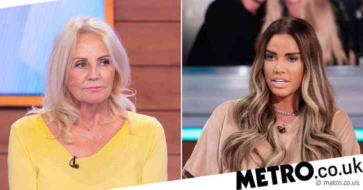 Katie Price is planning terminally ill mum Amy's funeral after coming to terms with her dying