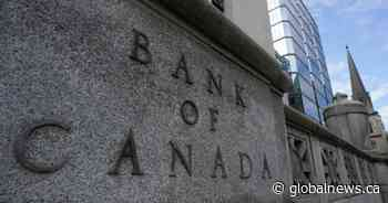 Interest rates, inflation, economic outlook subjects of Bank of Canada update