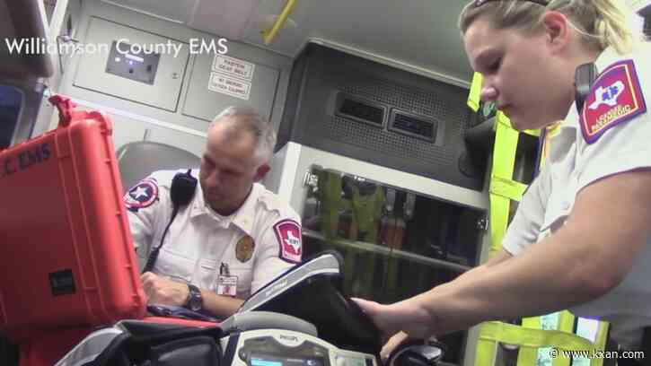 Williamson County paramedics working overtime, hoping academy can help cover shortages